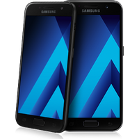 Samsung Galaxy A3 (2017) Black (Existing Virgin Media Customers)