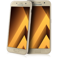 Samsung Galaxy A3 (2017) Gold (Existing Virgin Media Customers)