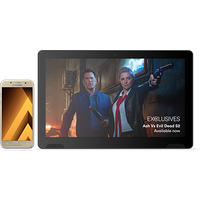 Samsung Galaxy A5 (2017) Gold + TellyTablet (Existing Virgin Media Customers)