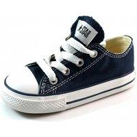 Converse All Stars lage sneaker kids Blauw ALL37