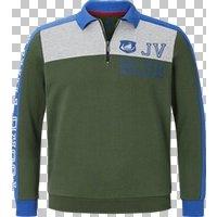 Sweatshirt AILO Jan Vanderstorm blau grün