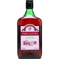 Phillips - Pink Cloves Cordial 70cl Bottle - Pink Gifts