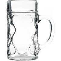 Stoelzle Lausitz - Beer Stein Glassware - Small - Beer Gifts