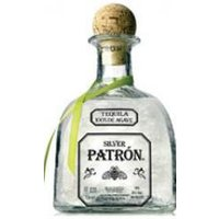 Patron - Silver Miniature 5cl Miniature - Silver Gifts