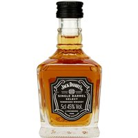 Jack Daniels - Single Barrel Miniature 5cl Miniature - Jack Daniels Gifts