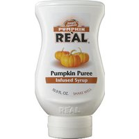 Real - Pumpkin Puree Infused Syrup 500ml Squeezy Bottle - Pumpkin Gifts
