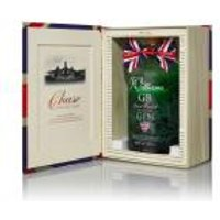 Chase Distillery - Williams GB Extra Dry Gin Book Box 50cl B
