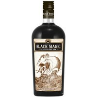 Black Magic - Spiced Rum 70cl Bottle - Rum Gifts