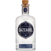 Cazcabel - Tequila Blanco 70cl Bottle - Tequila Gifts