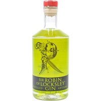 Sir Robin of Locksley - Yorkshire Gin 70cl Bottle - Robin Gifts