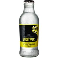 Britvic - Indian Tonic Water 24x 200ml Bottles - Indian Gifts