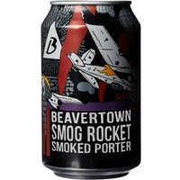 Beavertown - Smog Rocket 24x 330ml Cans - Ale Gifts