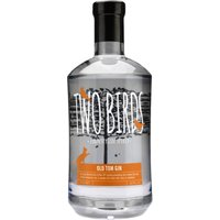 Two Birds - Old Tom Gin 70cl Bottle - Birds Gifts