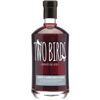 Two Birds - Cherry And Almond Vodka 70cl Bottle - Vodka Gifts