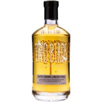 Two Birds - Salted Caramel English Vodka 70cl Bottle - Vodka Gifts