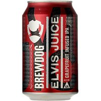 Brewdog - Elvis Juice 24x 330ml Cans - Elvis Gifts