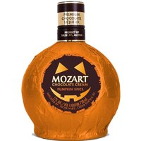 Mozart - Chocolate Cream Pumpkin Spice 50cl Bottle - Pumpkin Gifts
