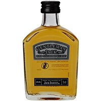 Jack Daniels - Gentleman Jack 5cl Miniature - Getting Drunk Gifts