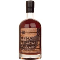 The Tunbridge Wells Co - Maple Whiskey Liqueur 50cl Bottle - Whiskey Gifts