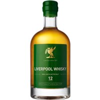 Liverpool - Whisky 70cl Bottle