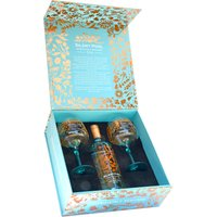 Silent Pool - Gin and 2 Copa Gift Set 70cl Bottle