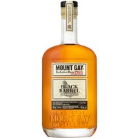 Mount Gay - Black Barrel 70cl Bottle - Gay Gifts