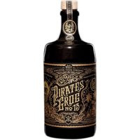 Pirates Grog - No 13 Single Batch 13 Year Aged Rum 70cl Bottle - Pirates Gifts