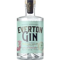 Wirral Distillery - Everton Gin 70cl Bottle - Everton Gifts