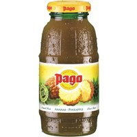 Pago - Pineapple Juice 12x 200ml Bottles - Pineapple Gifts