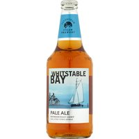 Whitstable Bay - Pale Ale 8x 500ml Bottles - Ale Gifts