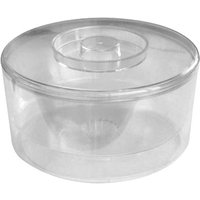 Ice Bucket - 10 Litre Clear Plastic Accessories - Accessories Gifts