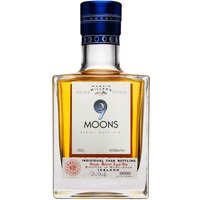 Martin Millers - 9 Moons Bourbon Barrel Aged Gin 35cl Bottle - Bourbon Gifts