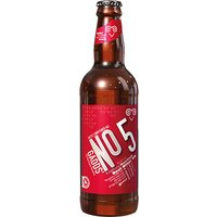 Gadds - No 5 Best Bitter Ale 12x 500ml Bottles - Ale Gifts