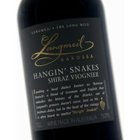 Langmeil - Hangin' Snakes Shiraz/Viognier 2016 12x 75cl Bottles - Snakes Gifts