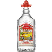 Sierra - Silver 70cl Bottle - Silver Gifts