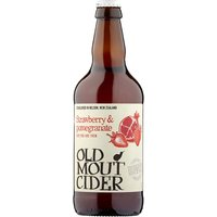 Old Mout - Strawberry & Pomegranate 12x 500ml Bottles - Strawberry Gifts