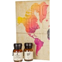Drinks By The Dram - The Rum Advent Calendar Gift Set