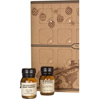 Drinks By The Dram - The The World Whisky Advent Calendar Gift Set
