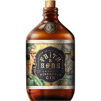 Faith & Sons - Organic Pineapple Gin 50cl Bottle - Pineapple Gifts