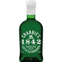Crabbie's - 1842 Ginger Liqueur 70cl Bottle - Ginger Gifts