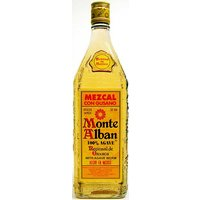 Monte Alban - Mezcal 70cl Bottle - Bottle Gifts