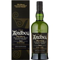 Ardbeg - 10 Year Old 70cl Bottle - Thedrinkshop Gifts