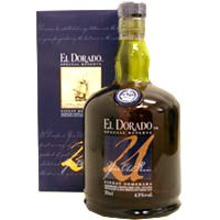 El Dorado - Special Reserve 21 year Old 70cl Bottle - Special Gifts