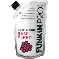 Funkin - Raspberry Puree 1kg Pack - Drinks Gifts
