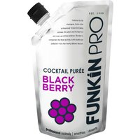 Funkin - Blackberry Puree 1kg Pack - Drinks Gifts