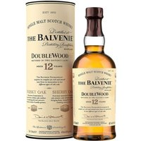 Balvenie - Doublewood 12 Year Old 70cl Bottle - Thedrinkshop Gifts
