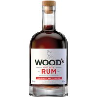 Woods - Old Navy Rum 70cl Bottle - Navy Gifts