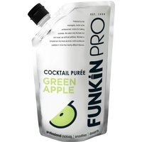 Funkin - Green Apple Puree 1kg Pack - Apple Gifts