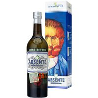 Distilleries Provence - Absinthe Absente 55% 70cl Bottle - Alcohol Gifts