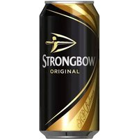 Strongbow 24x 500ml Cans - Thedrinkshop Gifts